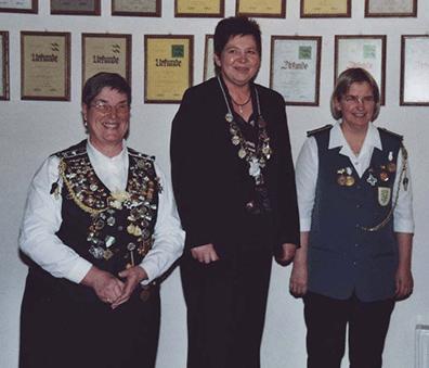 Erste Hofdame 2005 Agnes Rump