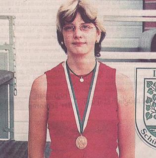Teilnahme an der Deutschen  Meisterschaft für Anja Gerken