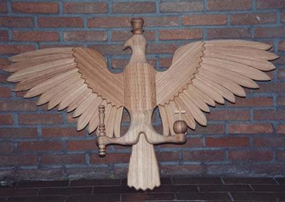 Erster selbstgebaute Adler von Franz Rump