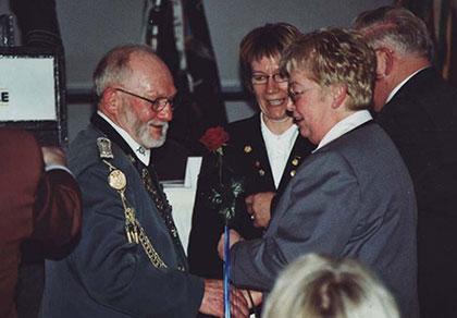 Auszeichnung für Bernhard  Thomas