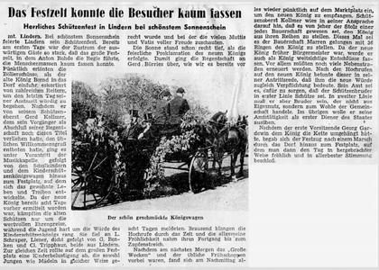 Bericht 1955