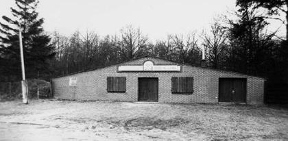 Schützenhaus 1980