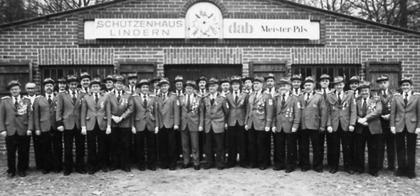 Erweiterter Vorstand 1980