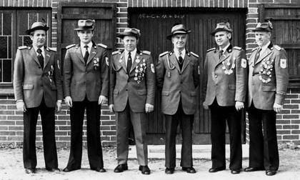 Vorstand 1980