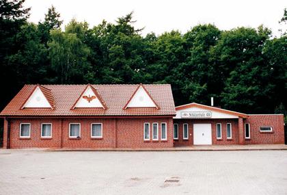 Schützenhaus ab 1992